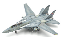 F-14A Tomcat USNFWS, Red Eagle 114, NAS Miramar CA (Weathered Finish, Ink on the Panel Lines)