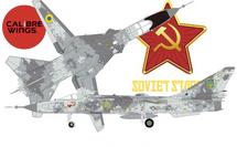 Su-24MR Fencer-E Ukrainian Air Force, Yellow 59, Ukraine (Clean Finish)