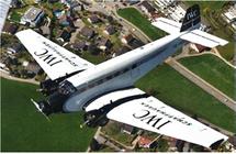 Junkers Ju 52 IWC HB-HOS Schaffhausen Transport Aircraft