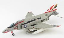 F-4B Phantom II USN VF-111 Sundowners, NL200, USS Coral Sea, 1970s