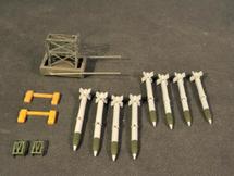 Accessory Set, Aircraft Carrier Flight Deck Crew, U.S.S. Bunker Hill, WWII