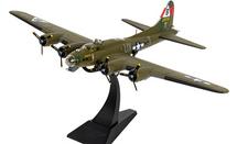 B-17G Flying Fortress USAAF 92nd BG, 327th BS, #42-31713 Snake Hips, RAF Podington, England, February 22nd 1944