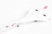 British Airways Concorde, G-BOAB Gemini Jets Diecast Display Model