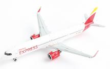 Iberia Airbus A321neo, EC-NGP Gemini Jets Diecast Display Model