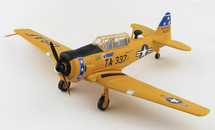 T-6G Texan USAF 75th FIS, #51-14337, Preque Isle AFB, ME, 1952