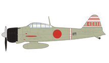A6M2 Zero-Sen/Zeke IJNAS Shokaku Flying Group, EI-III, Takumi Hoashi, IJN Carrier Shokaku, Pearl Harbor, December 7th 1941