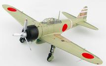 A6M2 Zero-Sen/Zeke IJNAS Shokaku Flying Group, EI-III, Takumi Hoashi, IJN Carrier Shokaku, Pearl Harbor, December 7th 1941
