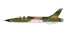 F-105F Thunderchief USAF 355th TFW, 357th TFS, #63-8301, Leo Thorsness, Vietnam, April 19th 1967