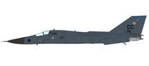 F-111F Aardvark USAF 523rd TFS Crusaders, #73-0715, RAF Fairford, England, Exercise Central Enterprise 1995
