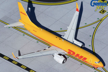 DHL B737-800(BDSF) N737KT Gemini Jets Diecast Display Model