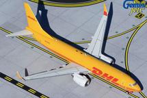 DHL B737-800(BDSF) N737KT Gemini Jets Diecast Display Model