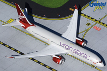 Virgin Atlantic Airways B787-9, G-VZIG Gemini Diecast Display Model
