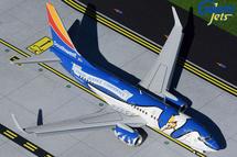 "Southwest Airlines B737-700 N946WN ""Louisiana One"" Gemini 200 Diecast Display Model"