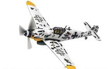 Bf 109G Luftwaffe II./JG 5, Yellow 14, Horst Carganico, Pskow South Airfield, USSR, 1944