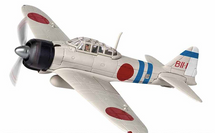 A6M2 Zero-Sen/Zeke IJNAS Hiryu Flying Group, Pearl Harbor, HI, December 7th 1941