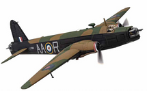 Wellington Mk I RAF No.75 (New Zealand) Sqn, L7818, James Allen Ward, RAF Fetwell, England, July 7th 1941