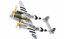 P-38J Lightning USAAF 20th FG, 79th FS, #43-28431 Happy Jack`s Go Buggy, Jack Ilfrey, RAF Kings Cliffe, England, June 12th 1944