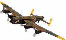Lancaster B.Mk III RAF No.100 Sqn, LM739 Grogs the Shot, RAF Elsham