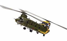 Chinook HC.Mk 4 RAF No.28 Sqn, ZH777, RAF Benson, England, RAF 100th Annivesary 2016