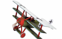 Dr.I Triplane Luftstreitkrafte JG 1 Flying Circus, 545/17, Hans Weiss, Cappy Aerodrome, France, Death of the Red Baron, April 21st 1918