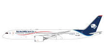 Aeromexico Boeing 787-9 Dreamliner, XA-ADH Gemini Jets Diecast Display Model