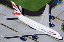British Airways A380-800, G-XLED Gemini Jets Diecast Display Model