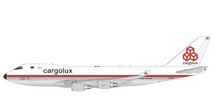 Cargolux 747-400ERF, LX-NCL Gemini Jets Diecast Display Model