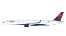 Delta Air Lines 757-300, N586NW Gemini Jets Diecast Display Model
