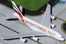 Emirates A380-800, A6-EVB Gemini Jets Diecast Display Model