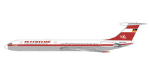 Interflug IL-62M DDR-SEN Gemini Jets Diecast Display Model