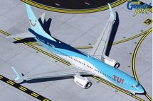 TUI Airways 737-800, G-FDZU Gemini Jets Diecast Display Model