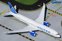 United Airlines 787-9 Dreamliner, N24976 Gemini Jets Diecast Display Model