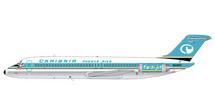 Caribair Puerto Rico DC-9-30, N938PR Gemini 200 Diecast Display Model