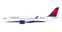Delta Air Lines Airbus A220-300, N302DU Gemini 200 Diecast Display Model