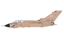 Tornado GR.Mk 1 RAF No.15 Sqn, ZA447 MiG Eater, Tabuk AB, Saudi Arabia, Operation Granby 1991