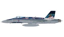 CF-18 Hornet RCAF Demo Team, Canada, 2012