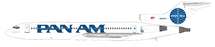 Pan Am Boeing 727-200 N365PA with stand