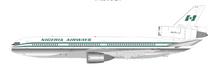 Nigeria Airways McDonnell Douglas DC-10-30 5N-ANN with stand