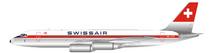 Swissair Convair 990A Coronado (30A-6) HB-ICB with stand