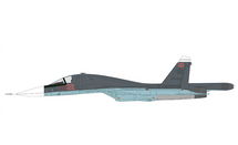 Sukhoi Su-34 Fullback Russian Air Force, Red 22, Bassel Al-Assad Airport, Syria, 2015