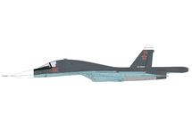Sukhoi Su-34 Fullback Russian Air Force, Red 24, Bassel Al-Assad Airport, Syria, 2015