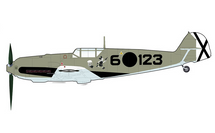Bf 109E Luftwaffe 3.J/88 Condor Legion, Hans Schmoller-Haldy, Spain, Spanish Civil War, March 1939