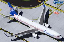 AmeriJet International Airlines B767-300ERF, N349CM Gemini Diecast Display Model