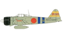 A6M2 Zero-Sen/Zeke IJNAS Hiryu Hikotai, BII-140, Sumio Nouno, IJN Carrier Hiryu, Pearl Harbor, December 7th 1941