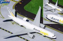 AeroLogic B777F Interactive Series, NEW MOULD, D-AALD Gemini 200 Diecast Display Model