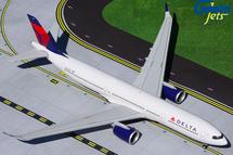 Delta Air Lines A330-900neo NEW MOULD, N401DZ Gemini 200 Diecast Display Model