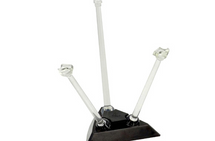 Universal Weighted Display Stand 1:72 Military Aircraft Calibre Wings
