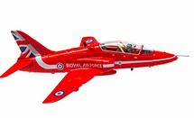 Hawk T.Mk 1 RAF Red Arrows, XX322, North American Tour 2019