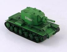 KV-2 Heavy Artillery Tank Diecast Model Soviet Army