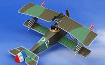 Nieuport 11 Norman Prince
